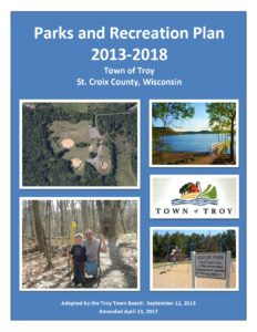 Parks and Recreation Plan 2013-2018
